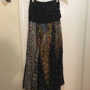Dresses & Skirts - Gypsy skirt